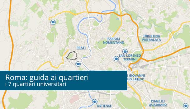 Affitti a Roma: i 7 quartieri universitari