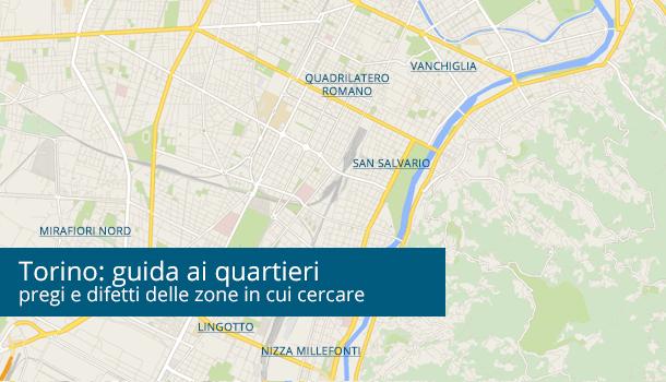 Quartieri universitari di Torino