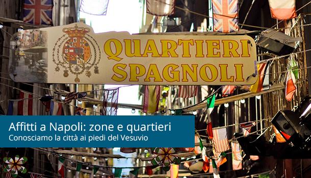 Affitti a Napoli: zone e quartieri