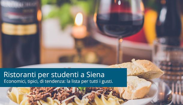 Ristoranti Siena: la Guida a Prova di Studente