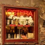 Locali a Siena: osterie