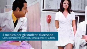 Il medico per gli studenti fuorisede