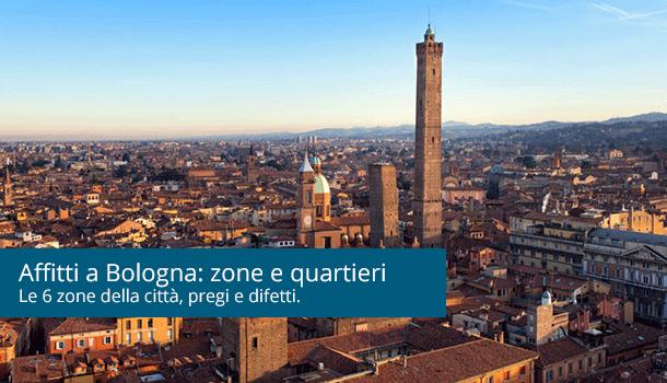 Camere Oscure Bologna : Affitti a bologna: zone e quartieri il blog di uniaffitti.it