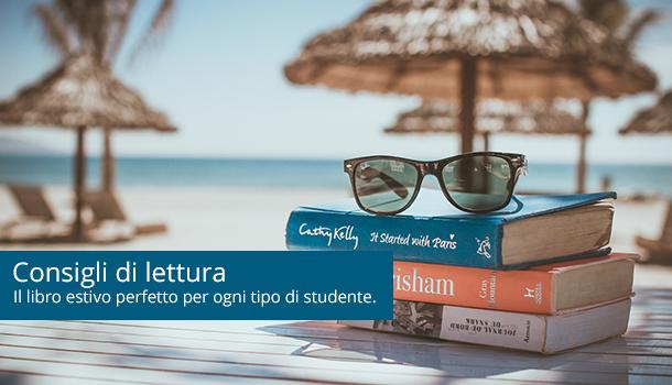 5 libri che sarà uno spasso leggere sotto l'ombrellone